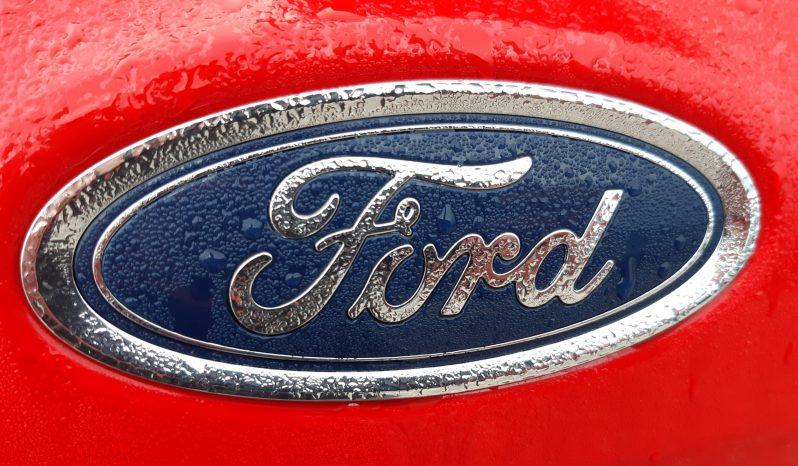 Ford Fiesta Plus pieno