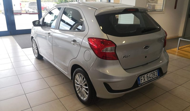 FORD KA+ ULTIMATE KM 0 pieno